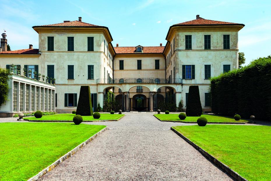 Varese, Villa Panza