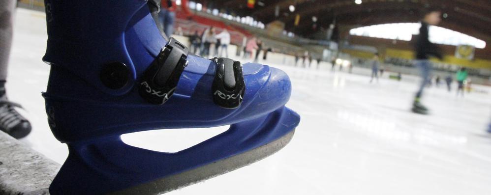 Palazzetto del ghiaccio Varese