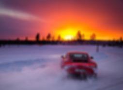 Corso di guida neve e ghiaccio