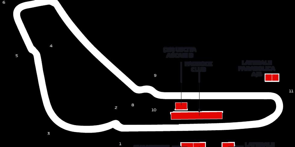 Gran Premio Heineken D'Italia di Formula 1^