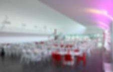 Saletta ospitalità VIP