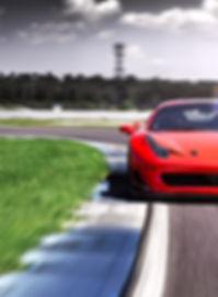 Guida una Ferrari in pista