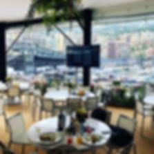 Paddock Club Montecarlo, Monaco - gran Premio di Formula 1