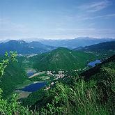 Panorami di un territorio ricco di verde