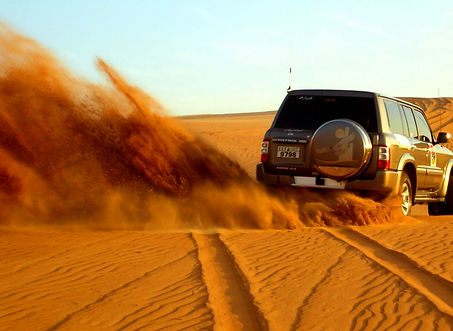 Desert Driving Experience