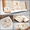 "Thumbnail: Combo com Logotipo + 3 itens: ""Confeitaria Floral 5"""