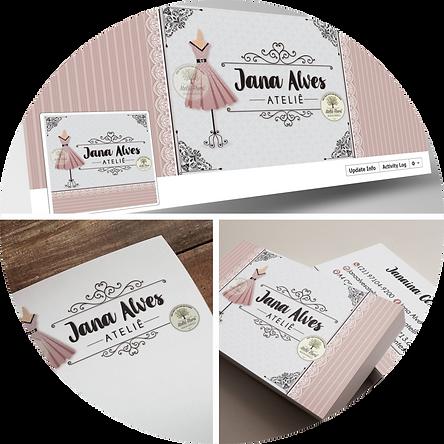 criação de logotipo, logotipo para confeitaria, logotipo floral, logotipo vintage, cartão de visitas, logotipo moda feminina