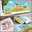 """Thumbnail: Combo com Logotipo + 3 itens: """"Alegria 6"""""""