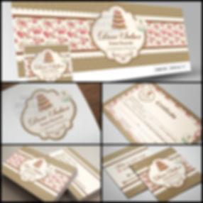 Criação de Logotipo para Confeitaria