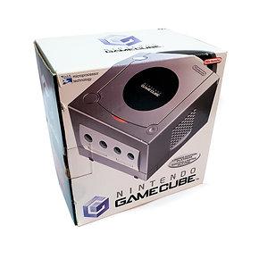 Nintendo Gamecube Silver (Boxed) [A]