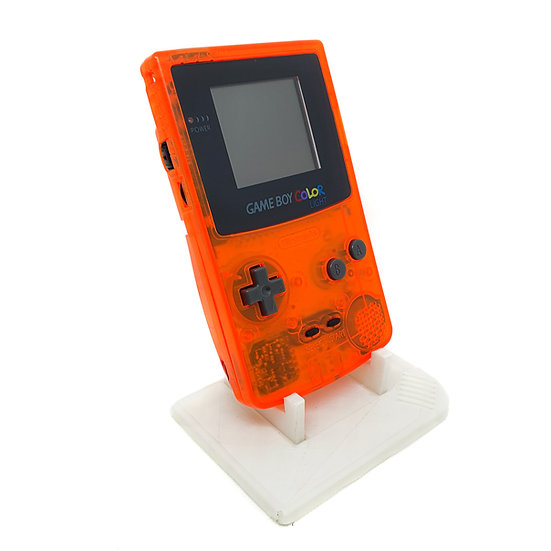 Game Boy Color Light Rechargeable Transparent Orange [NEW]