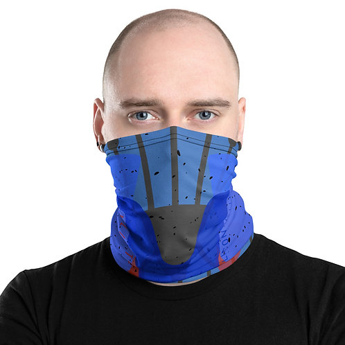 Neck Buff Scruff Gaiter - Skydive Hollister Silicon Valley