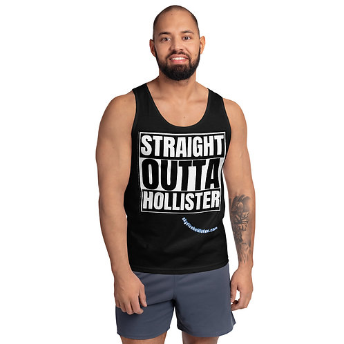 Straight Outta Hollister Tank top