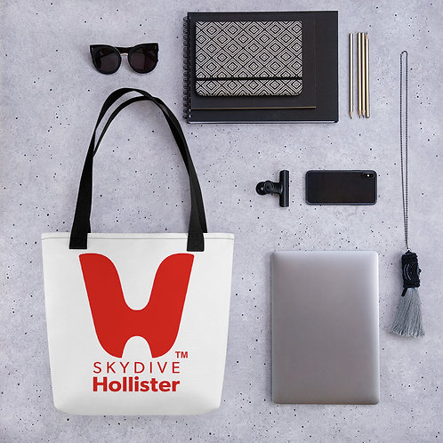 Skydive Hollister Logo Tote Bag
