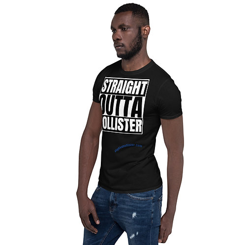 Straight Outta Hollister Skydive T-Shirt