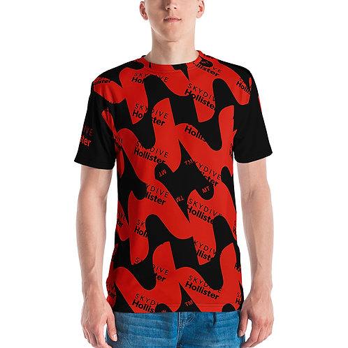 All Over Skydive Hollister Men's T-shirt