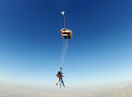 Is Tandem Skydiving Safe?