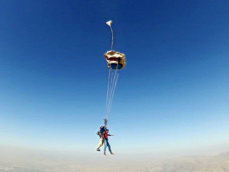 Is Tandem Skydiving Safe?