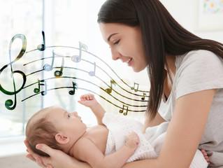 L'importance de chanter des berceuses