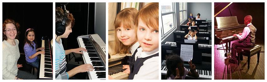 Cours de piano Laval, Rive Nord