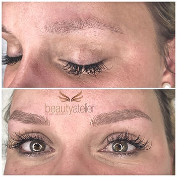 Microblading art natural fein