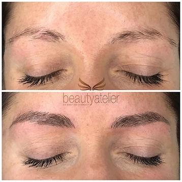 Microblading natural Beauty