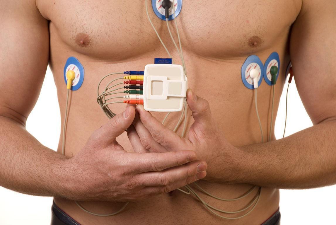 Holter Cardiaco (Referento in 5 giorni)