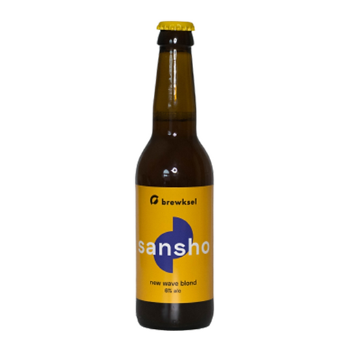 Sansho 33 cl - Brewksel