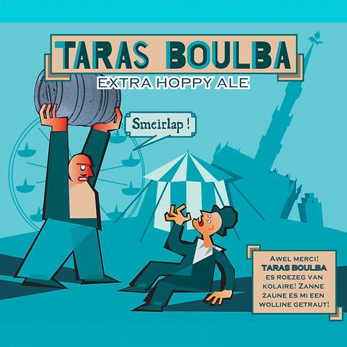 Taras Boulba 33cl - Brasserie de la Senne