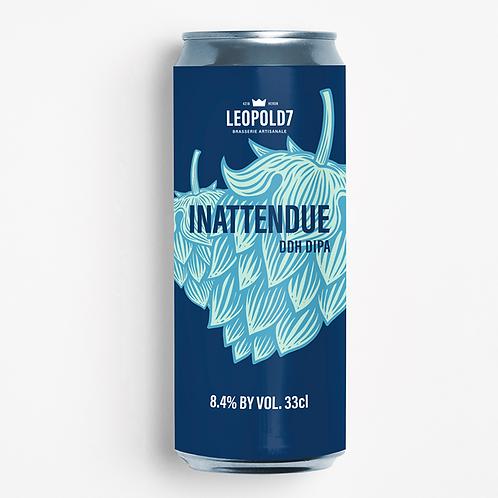 Inattendue 33cl - Édition Limitée - Brasserie Léopold