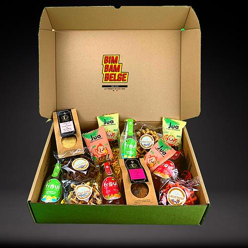 """La Box """"Délices"""" à partager - Bim Bam Belge"""
