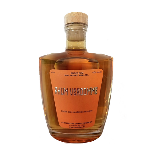 La Distillerie du Fays - Rhum Verdomme 70 cl