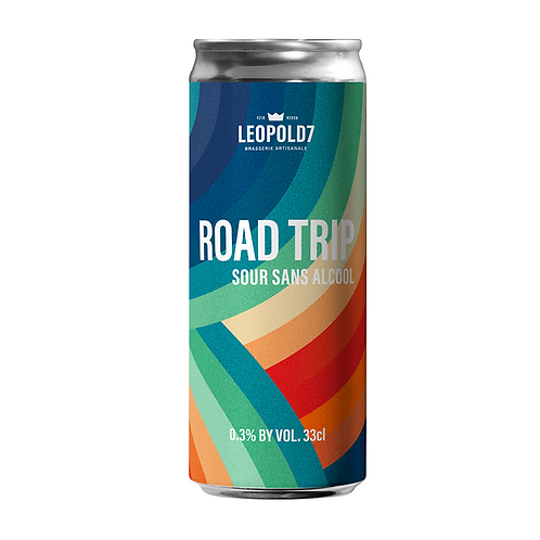 Road Trip 33cl - Brasserie Léopold
