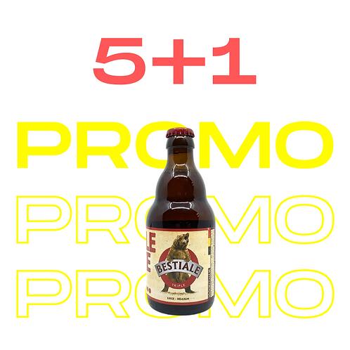 PROMO 5+1 La Bestiale Triple 33cl - Bestiale