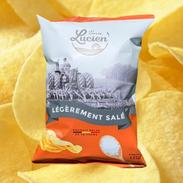Chips légèrement salé des Chips de Lucien