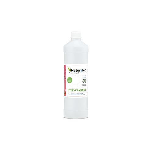 Naturalep - Lessive Fraicheur Fleurie 1L - Bio