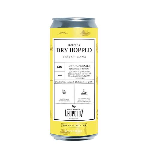 Dry Hopped 33cl - Brasserie Léopold