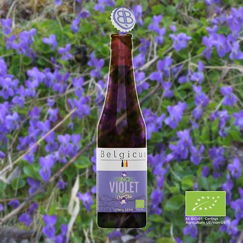 Belgicus Violet 33 cl - Brasserie Belge
