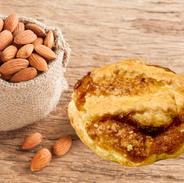 Frangipane bio de chez Slow Food Bio