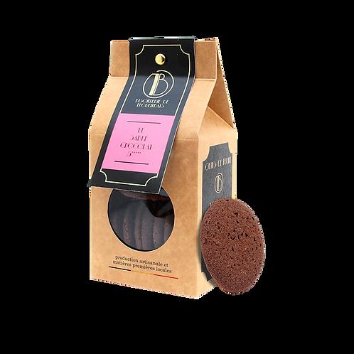 Le Sablé Chocolat 5***** - La Biscuiterie de Thorembais