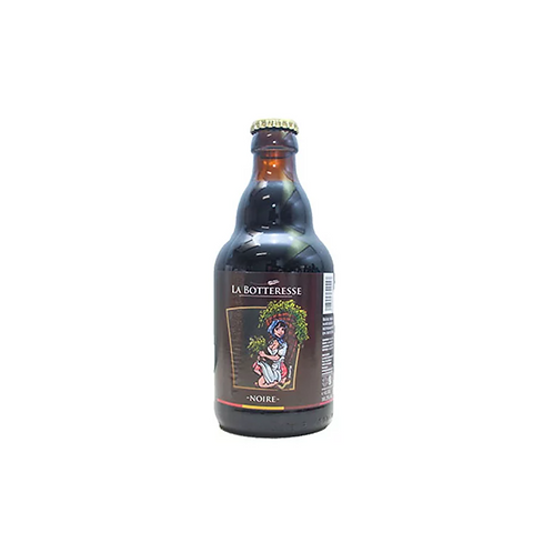 La Noire 33cl - La Botteresse