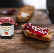Confiture de fraise des Délices de Pinchart