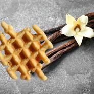 Gaufrine vanille pur beurre de La Gaufrine