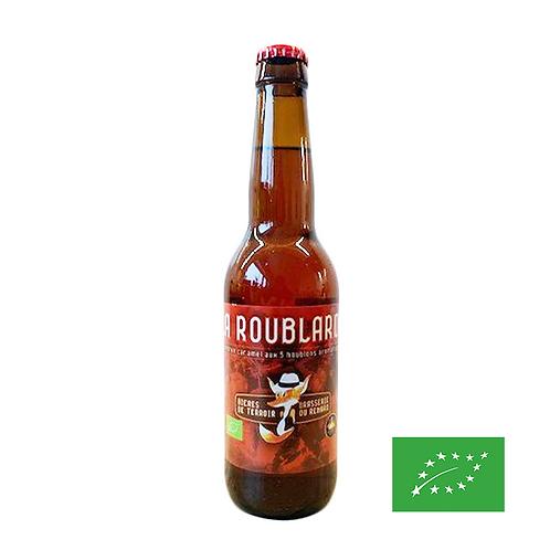 La Roublarde 33cl - BIO - Brasserie du Renard
