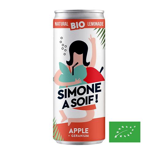 Simone à soif - Pomme Géranium 25cl