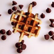 Gaufrine pépites de chocolat pur beurre de La Gaufrine