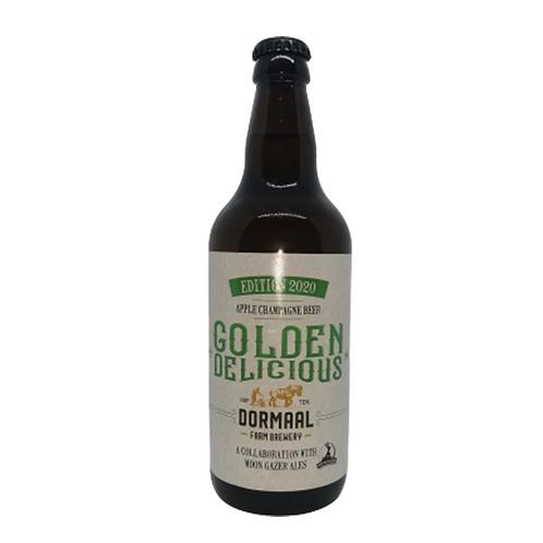 Golden Delicious Apple Champagne Beer 50 cl - Hof ten Dormaal