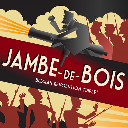 Jambe de Bois 33cl - Brasserie de la Senne