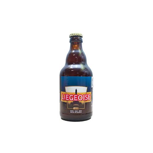 La Liégeoise 33cl - La Botteresse