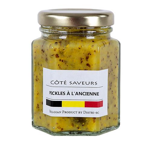 Pickels à l'ancienne 110 ml - Côté saveurs